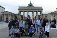 Sightseeing in Berlin (I)